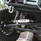 Steering Stabilizer, 07-15 Jeep Wrangler (JK)