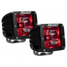 Rigid Industries Radiance Pod | Red