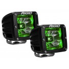 Rigid Industries Radiance Pod | Green