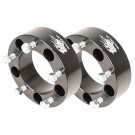 "Wheel Spacer Kit,1.25"",5x5.5"",Suzuki,Aluminum"