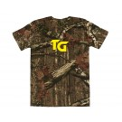T-SHIRT,TG,CAMO,MENS LARGE