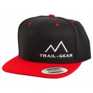 "Trail-Gear Mountain ""Throwback"" Snapback Hat"