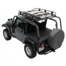 SCR ROOF RACK, JK 4DR for BOX 1 OF 2, FRT LEG