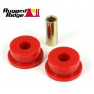 Front Track Bar Bushing, Red, 84-01 Jeep Cherokee (XJ)