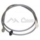1991-1993 YJ Wrangler; - Speedometer Cable