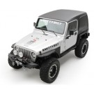 HARD TOP 2 PIECE NO DOORS for 07-12 WRANGLER JK 4DOOR