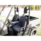 Fabric Seat Covers, Black, Yamaha UTV's