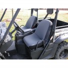 Fabric Seat Covers, Gray, Yamaha UTV's
