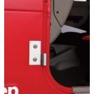 Lower Door Hinge Brackets for 76-06 CJ/TJ/TJ