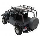 SRC ROOF RACK for 07-12 WRANGLER JK 2DOOR