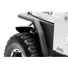 XRC CJ 7 TUBE FENDERS 3in for FLARE ATTACHED 76-86 CJ7