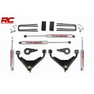 3IN GM SUSPENSION LIFT KIT (01-10 2500 PU/SUV 4WD)