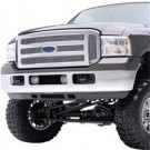Billet Grille Overlay for 08-10 F250/ F350 NON FX4