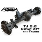 Artec TJ 8.8 Swap Kit with Truss