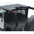 WIND BREAKER DIAMOND KHA for 07-12 WRANGLER JK 2DOOR