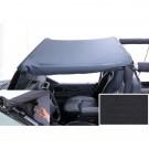 Pocket Brief Top, Black Diamond, 87-91 Jeep Wrangler (YJ)