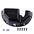 Differential Skid Plate, Jeep logo, for Dana 35