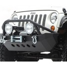 XRC FRONT BMPR 07-12 JK for 2/4DR W WINCH PLATE