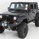 XRC MOD FULL WIDTH END PL for 07-12 WRANGLER JK 2/4DOOR