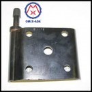 Lower Shock Mount Plate, Left, 41-45 Willys MB and Ford GPW