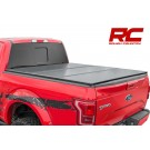 TOYOTA HARD TRI-FOLD BED COVER (05-15 TACOMA)