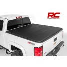 TOYOTA SOFT TRI-FOLD BED COVER (89-04 TACOMA - 6' BED)