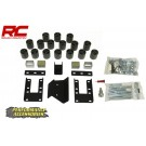 3IN BODY LIFT KIT (2009-2012 4WD/2WD Dodge Ram 1500)