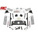 5IN DODGE LONG ARM SUSPENSION LIFT KIT (03-07 RAM 2500/3500 4WD)