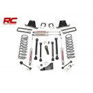 5-inch X-Series Suspension Lift Kit (03-07, 2500-3500 Dodge Ram)