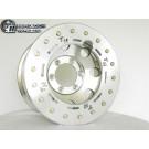 15 x 12 Baja Style TR Beadlock Wheel