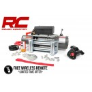 9,500-Lb Winch Recovery System with Steel Cable