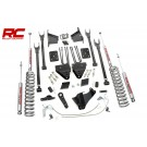 6IN FORD 4-LINK SUSPENSION LIFT KIT (15-16 F-250 4WD | DIESEL)