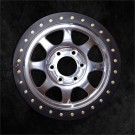 HD20 20 x 9.5 Beadlocked Wheel