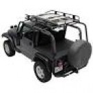 SRC ROOF RACK for 07-12 WRANGLER JK 4DOOR