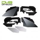 DV8 Inner Fenders (Front)