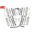 4in Jeep X-series Suspension Lift Kit (07-16 JK Wrangler Unlimited)
