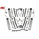 6in Jeep X-series Suspension Lift Kit (07-16 JK Wrangler Unlimited)