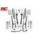 2.5IN JEEP LONG ARM SUSPENSION LIFT KIT (1997-2006 4WD TJ Wrangler)