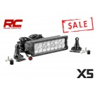 10in Cree LED Light Bar - (Dual Row | X5 Series)