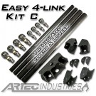 Artec Easy 4 Link - Kit C - Triangulated Uppers & Lowers