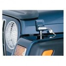 Locking Hood Catch Kit, C for 97-06 Wrangler