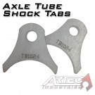 Artec Axle Tube Shock Tabs (pair)
