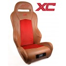 PRP XC Tan and Red Suede