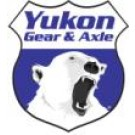 YA T35340 - Yukon rear axle for '95-'04 Tacoma & '96-'02 4Runner, non-ABS